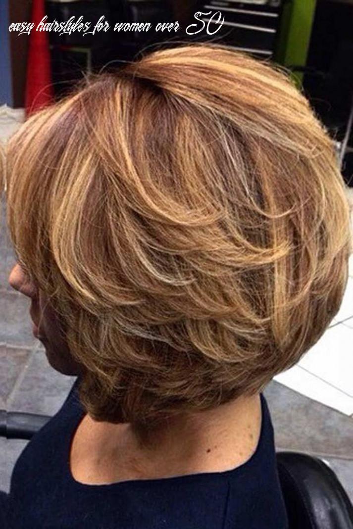 8 Easy Hairstyles for Women Over 8 (With images) | Short hair ...