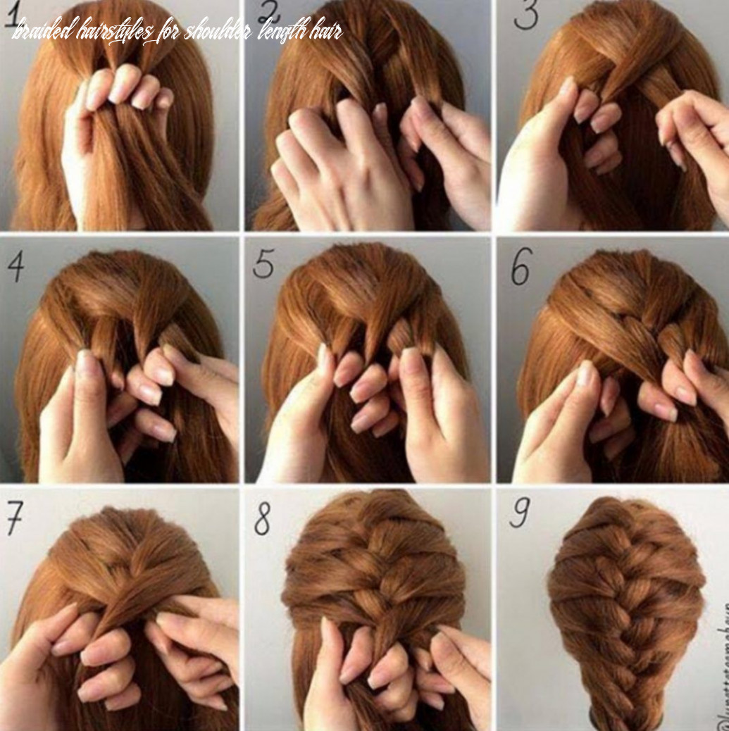 8 french braids hairstyles step by step how to french braid your