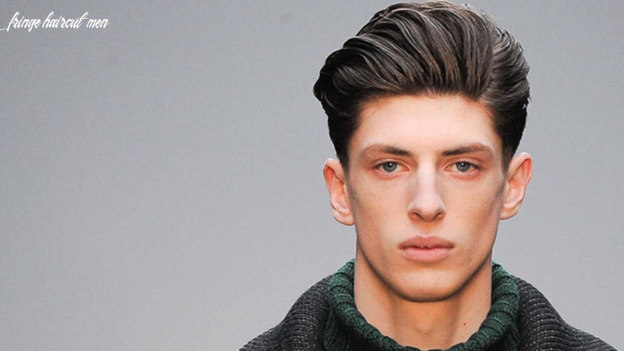 8 Fringe Hairstyles for Men You Need To Try This Season | Outsons ...