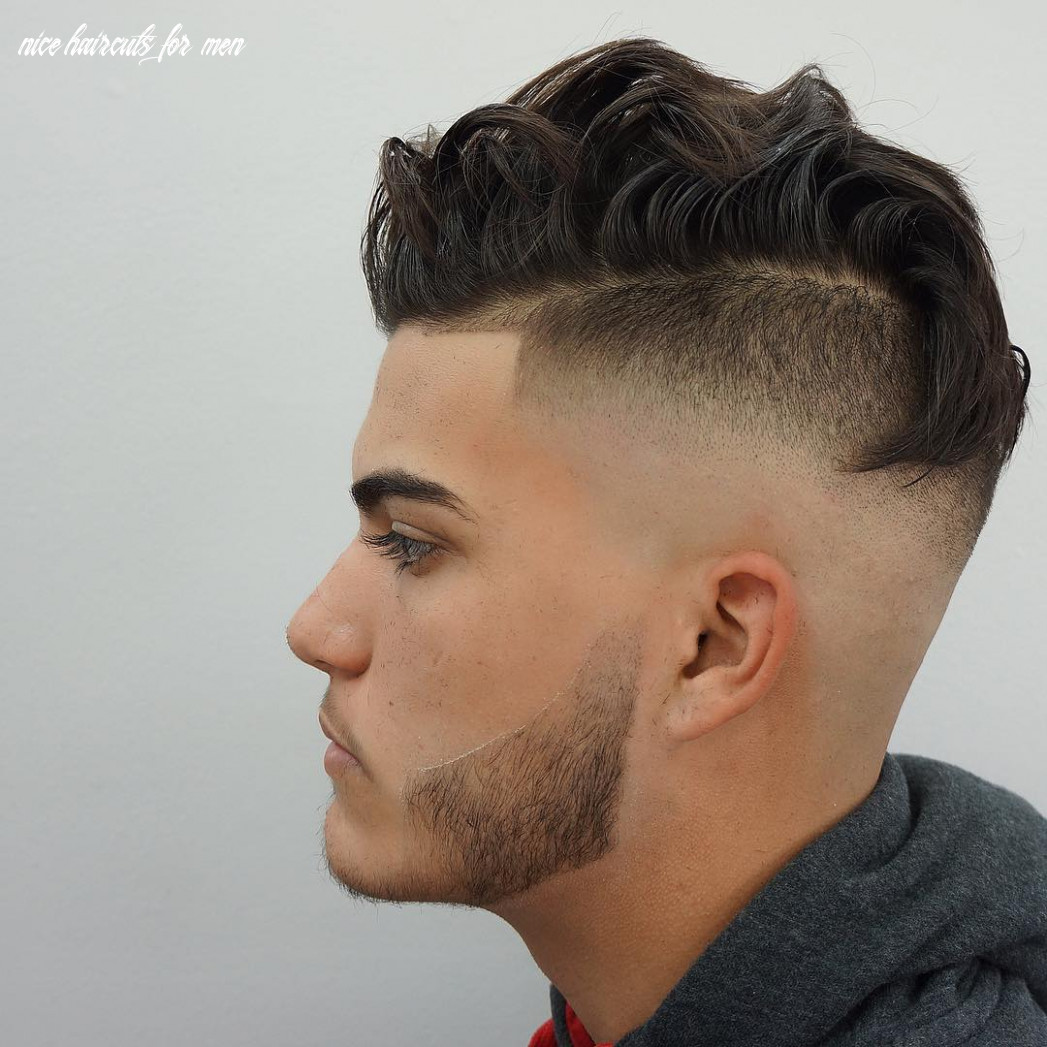 8 good haircuts for men (8 styles) nice haircuts for men