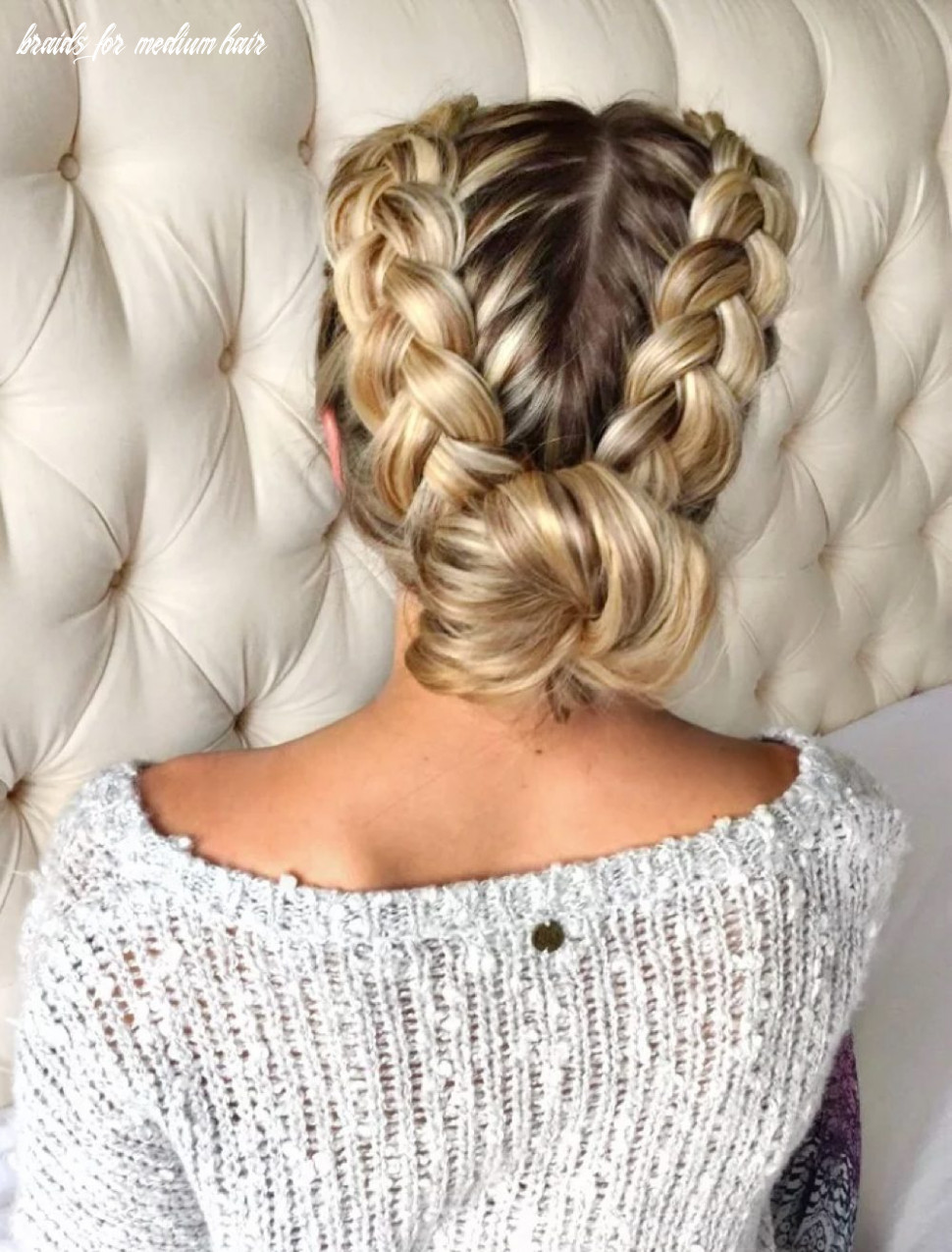 8 Gorgeous Braided Updos for Every Occasion in 8