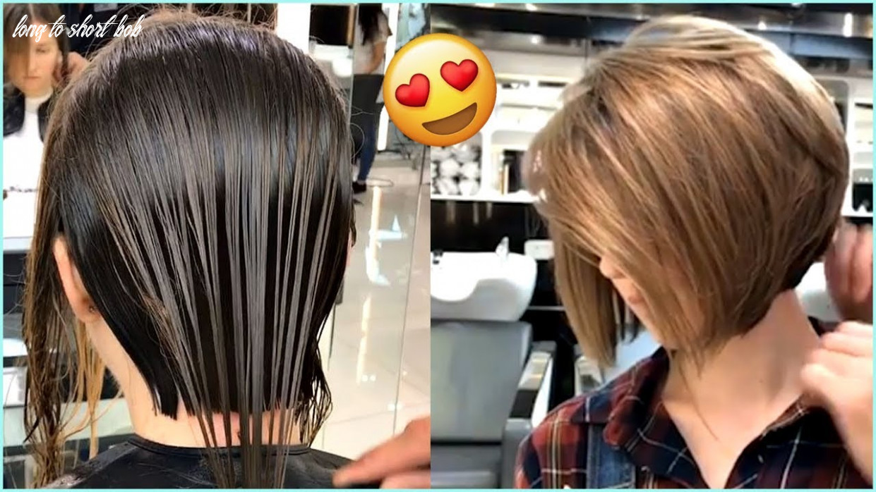 ♥️ 8 Gorgeous Short and Medium Bob haircuts ♥️