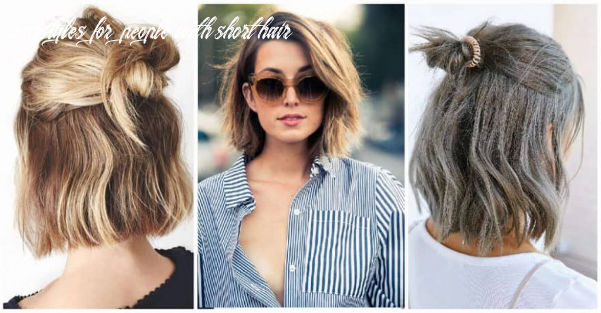 8 Gorgeous Short Hairstyles to Let Your Personal Style Shine