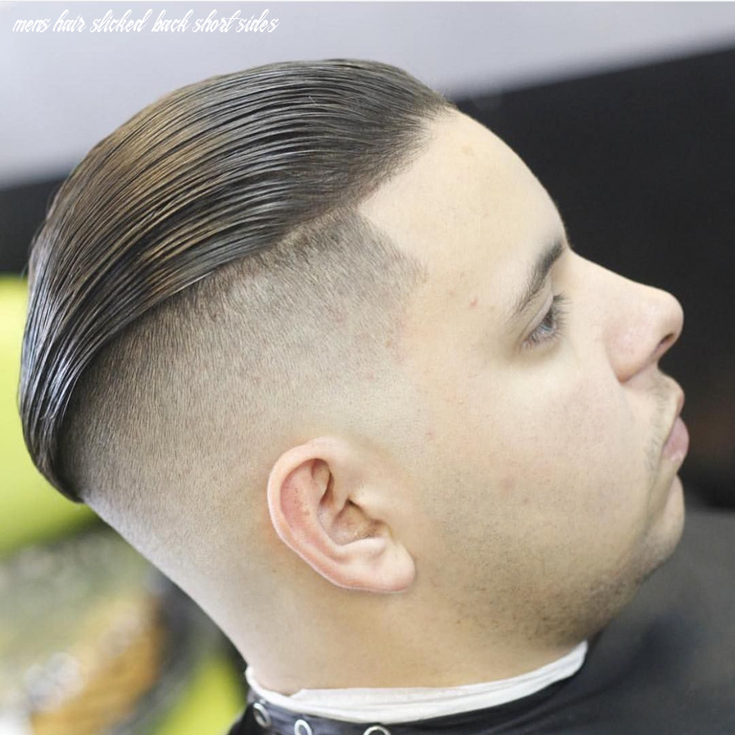 8 gorgeous slicked back hair ideas express yourself(8