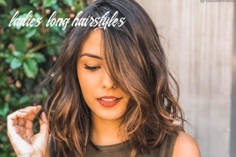 8 Greatest Long Hairstyles for Women with Long Hair in 8