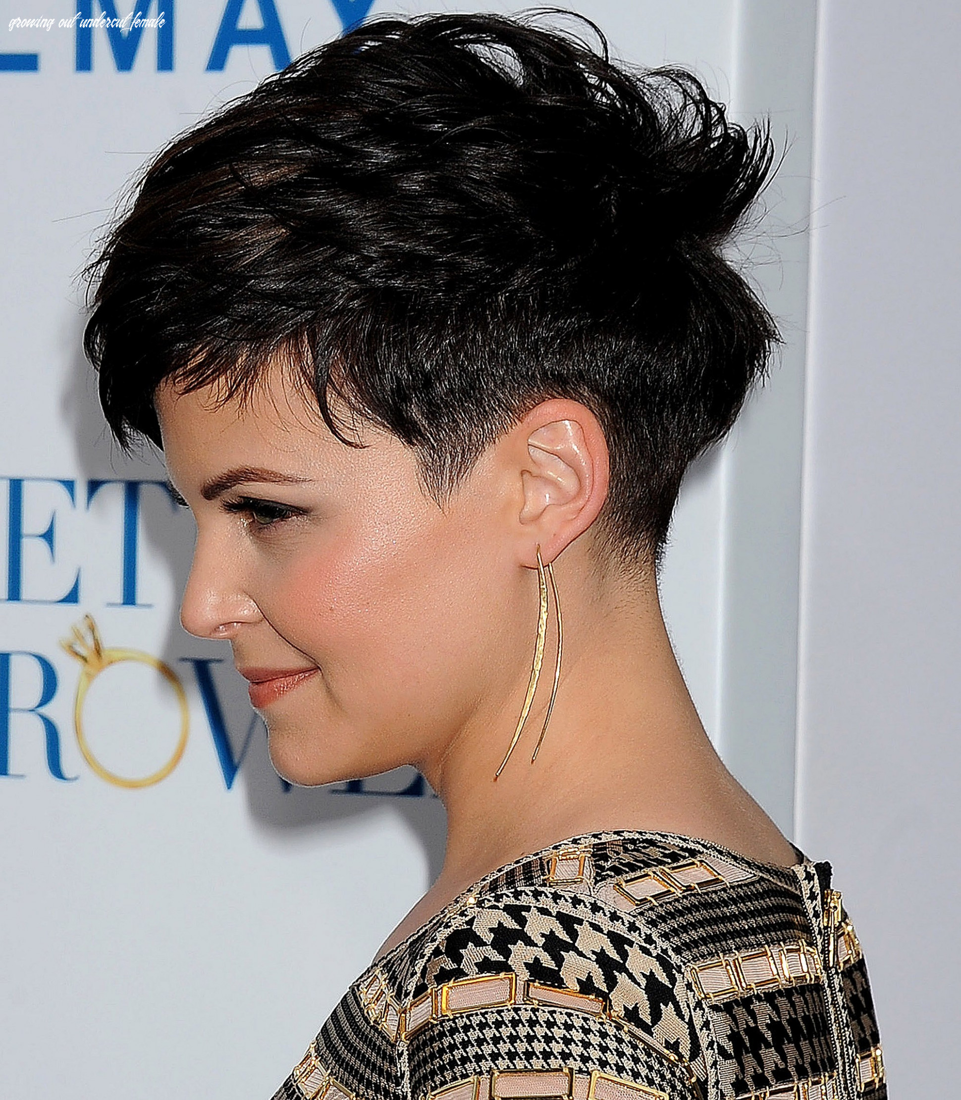 8 handy hair tips for growing out an undercut for women growing out undercut female
