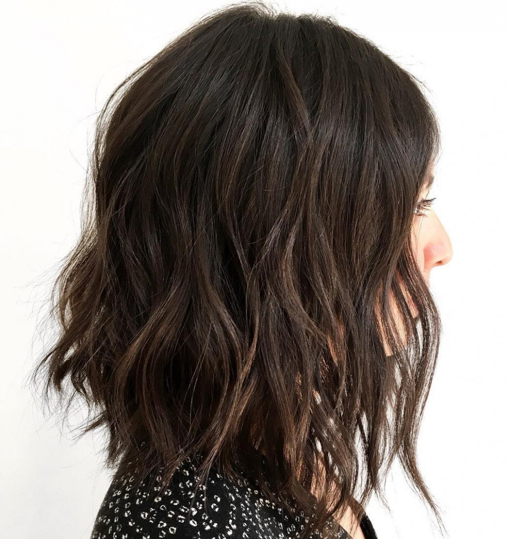 8 Hottest and Trendiest Messy Bobs Worth Trying in 8 - Hair ...