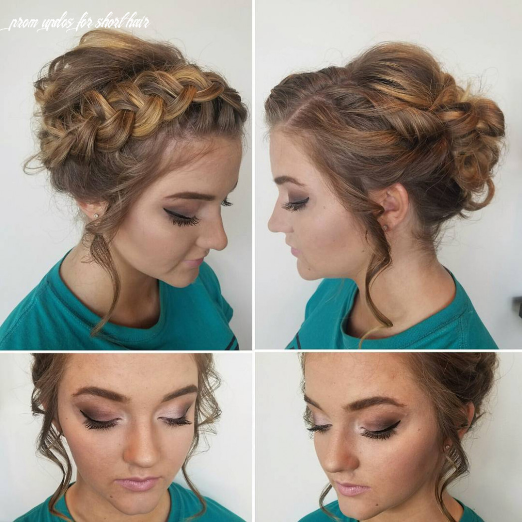 8 hottest prom hairstyles for short hair hairstyles weekly prom updos for short hair