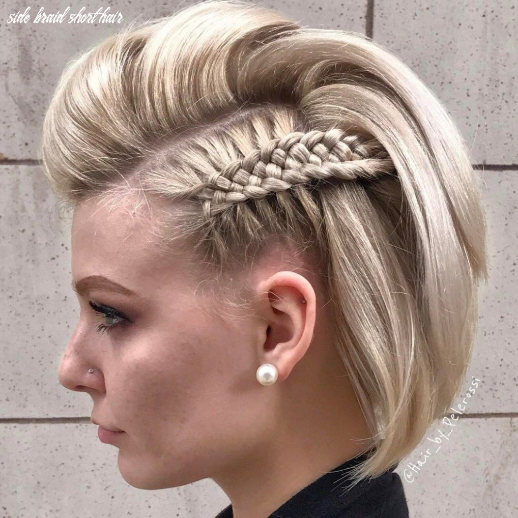 8 hottest prom hairstyles for short hair | prom hairstyles for