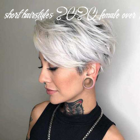 8 ladies short hairstyles 8 for over 8 short hairstyles 2020 female over 50