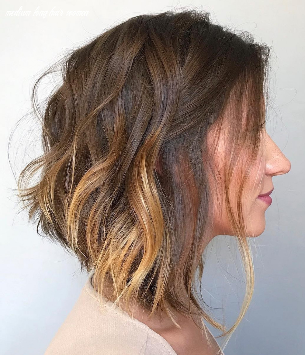 8 Medium Haircuts for Women That'll Be Huge in 8 - Hair Adviser
