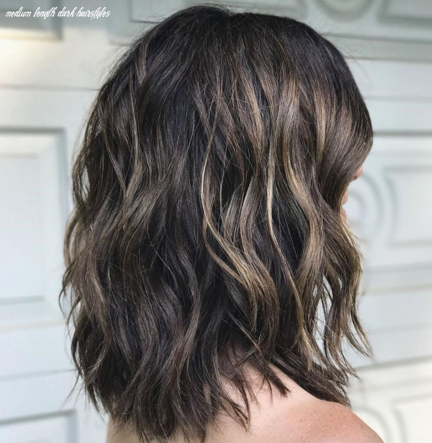 8 most beneficial haircuts for thick hair of any length