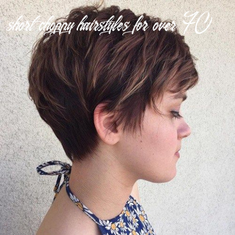8 Overwhelming Ideas for Short Choppy Haircuts | Frisuren ...