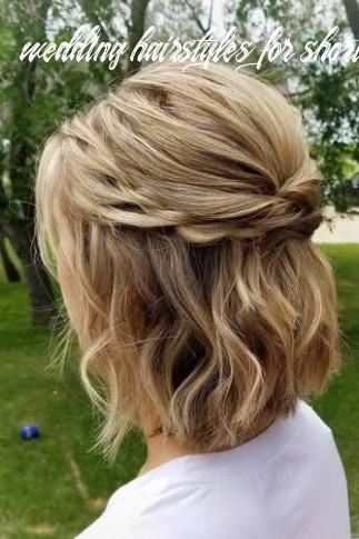 8 perfect half up half down wedding hairstyles | updos for medium