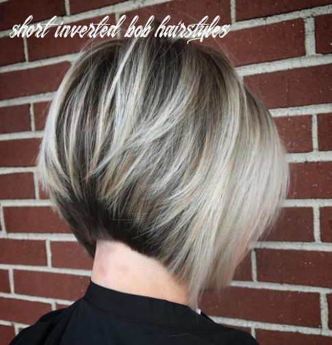 8 popular inverted bob hairstyles for this season short inverted bob hairstyles