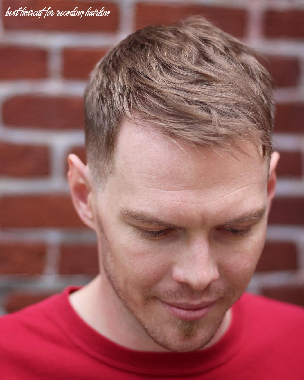 8+ Receding Hairline Haircuts That Look Great + Conceal Hair Loss