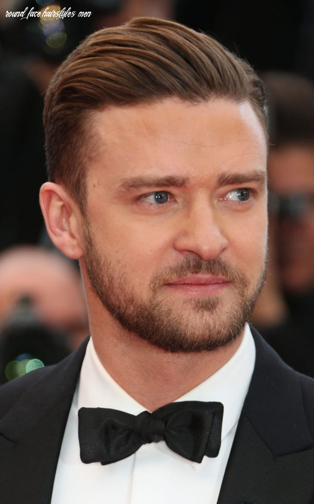 8+ Selected Haircuts for Guys With Round Faces