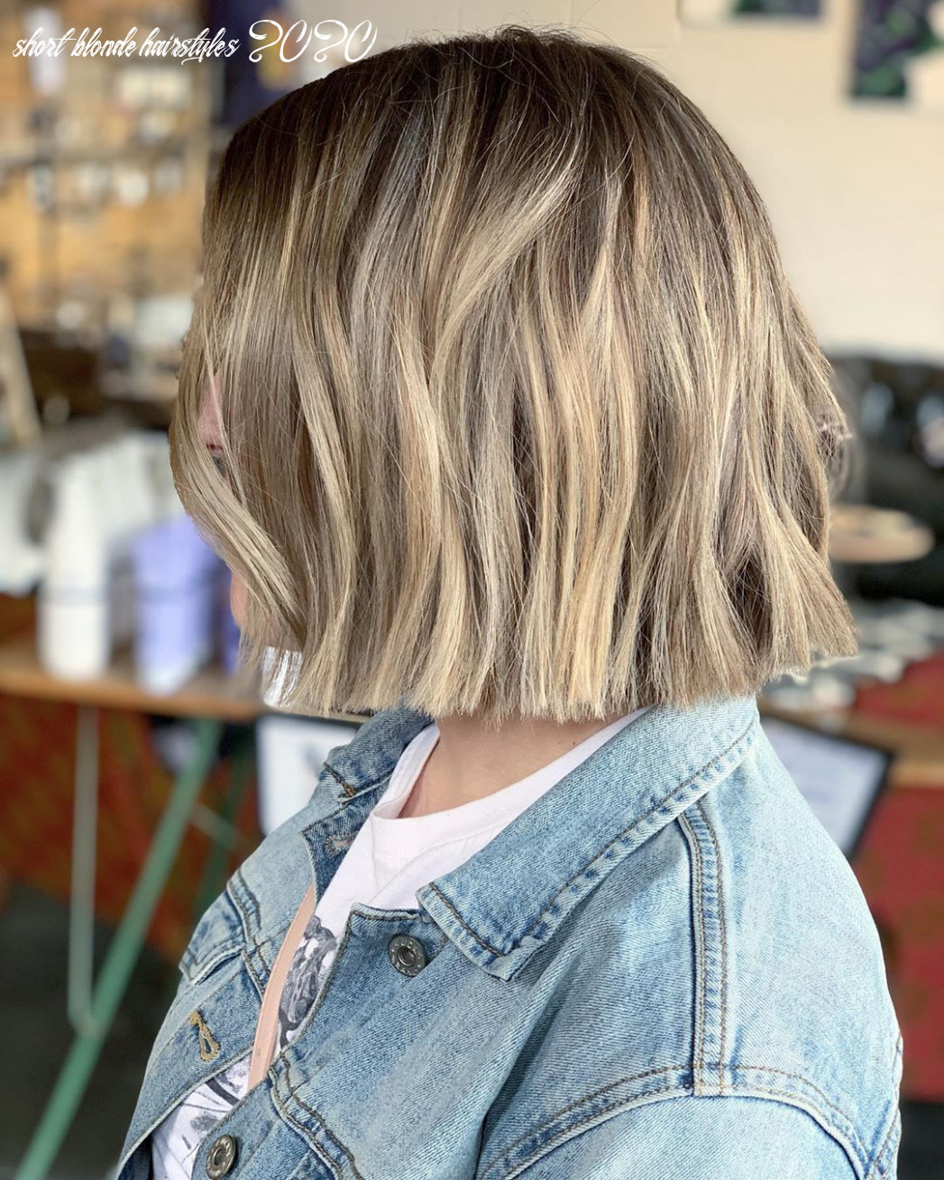 8 short blonde hairstyles and new trends | short blonde, short