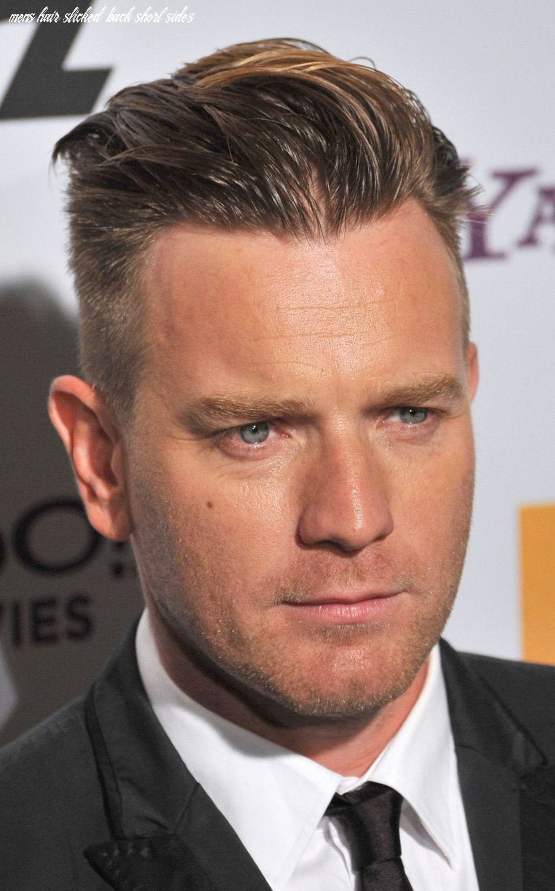 8 slicked back hairstyles: a classy style made simple guide mens hair slicked back short sides