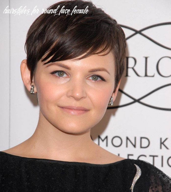 8 Stunning Short Hairstyles For Round Faces - Tips And Tricks