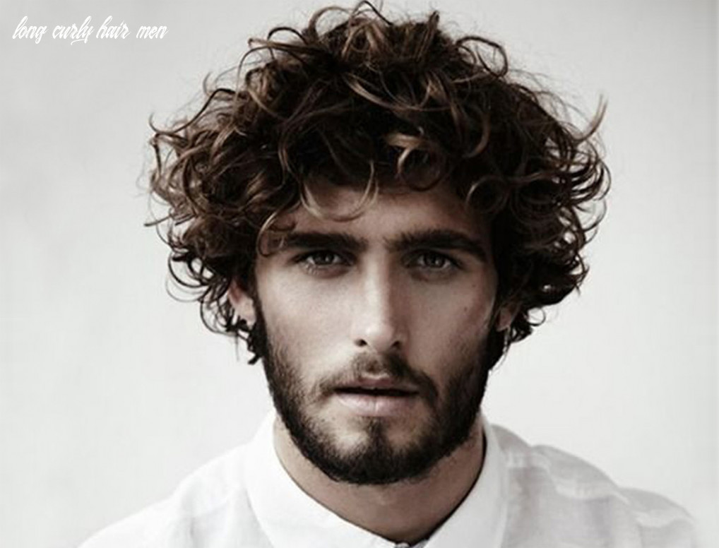 8 stylish curly hairstyle & haircuts for men [8 edition] long curly hair men