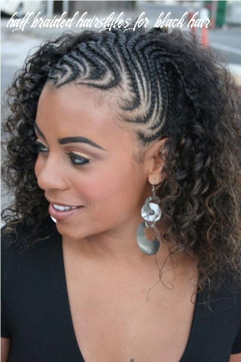 8+ Totally Gorgeous Ghana Braids Hairstyles | Cool braid ...