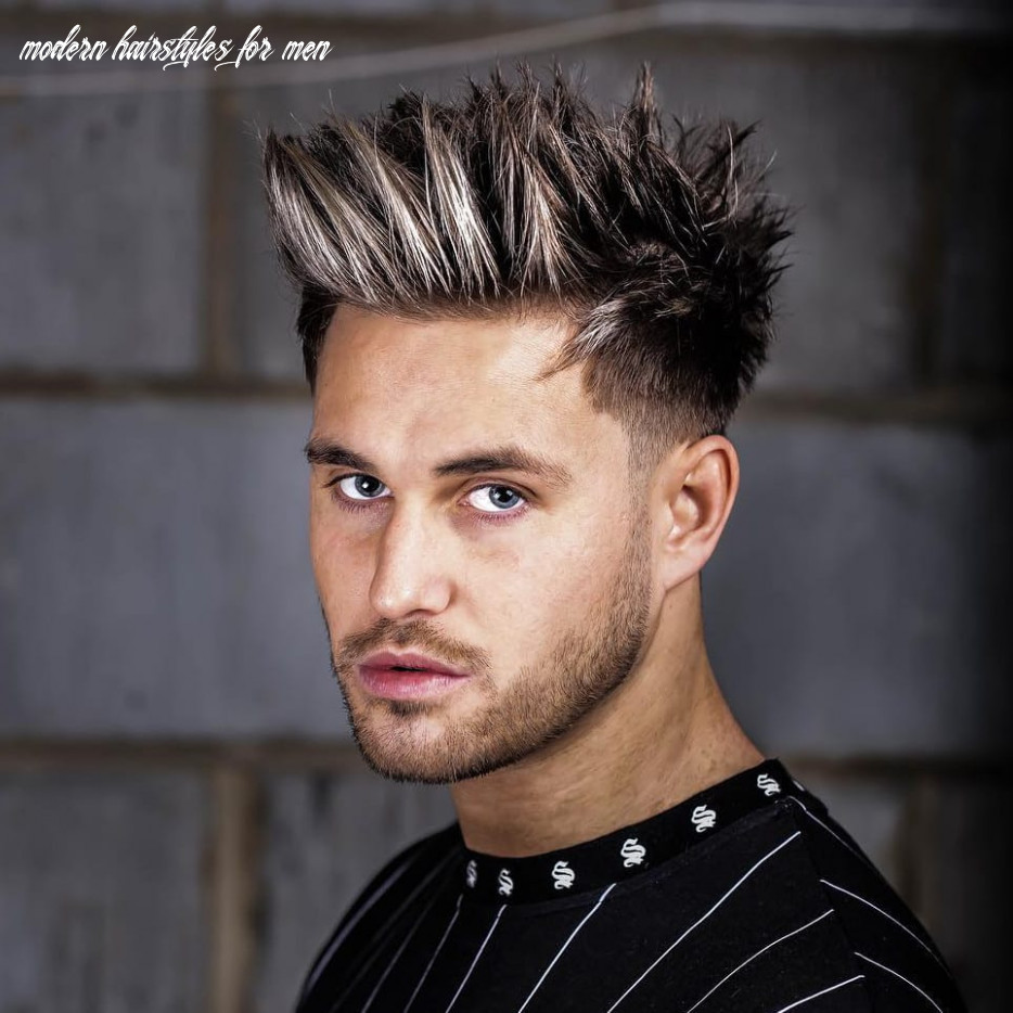 8 Trending Haircuts for Men (Haircuts for 8) | Haircut ...