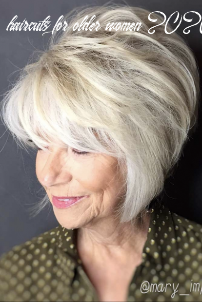 9 9 short hairstyles for women over 9 that are cool