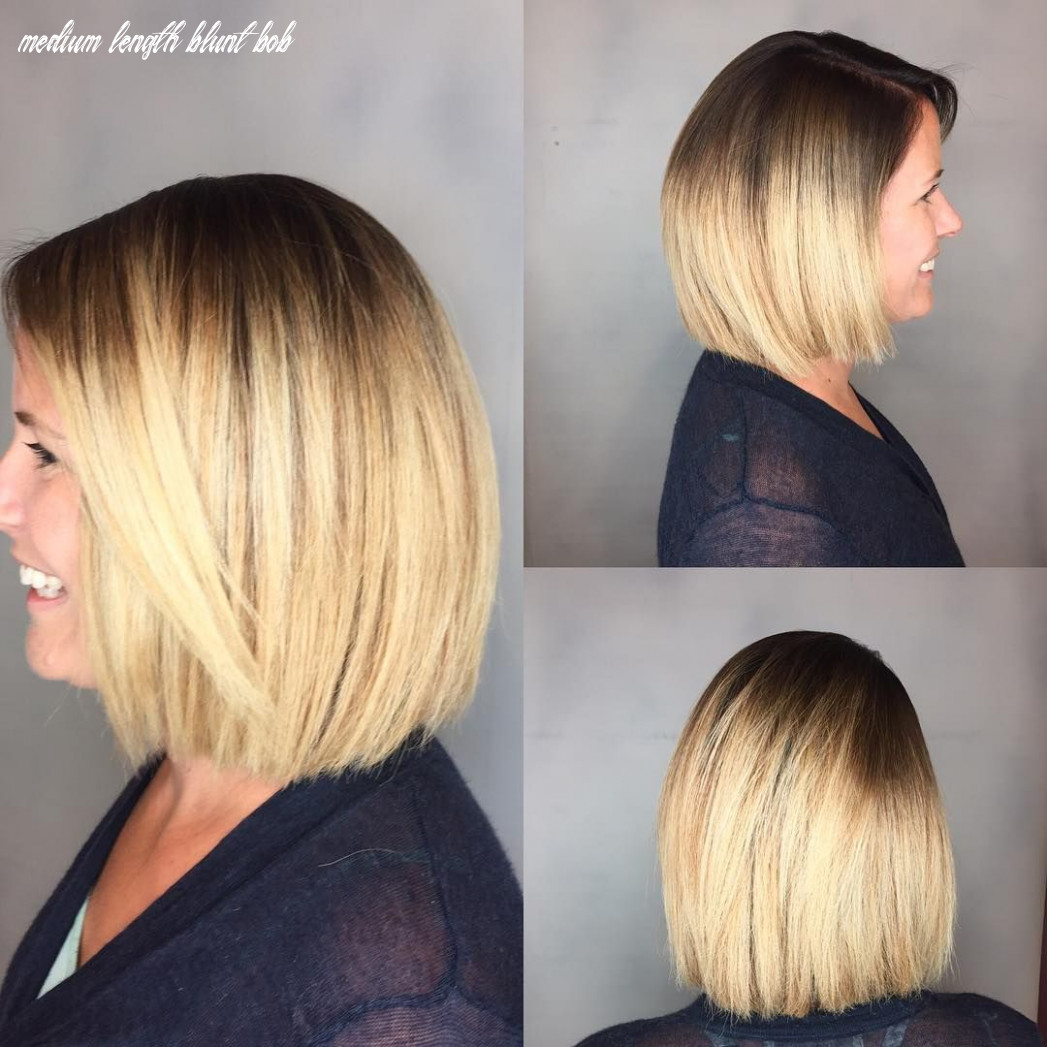 9 Amazing Blunt Bob Hairstyles You'd Love to Try in 9 ...