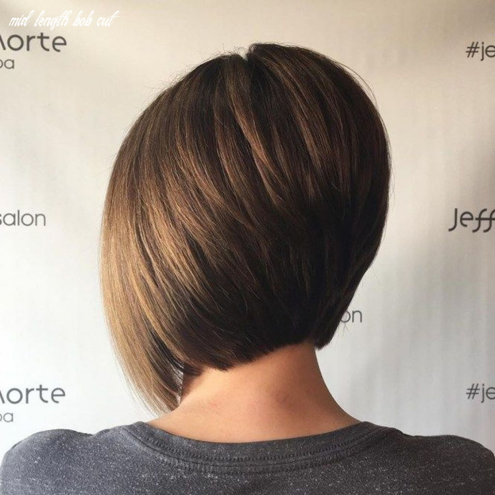 9 awesome medium length bob hairstyles ideas 9fashionholic mid length bob cut