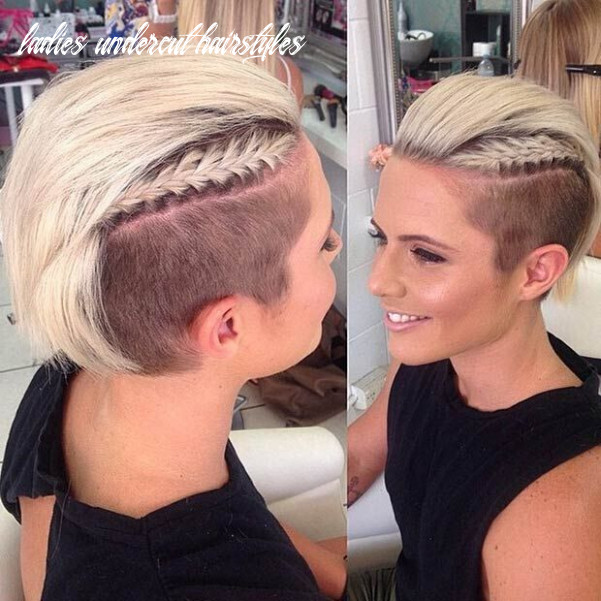 9 Awesome Undercut Hairstyles for Girls – Latest Haircuts