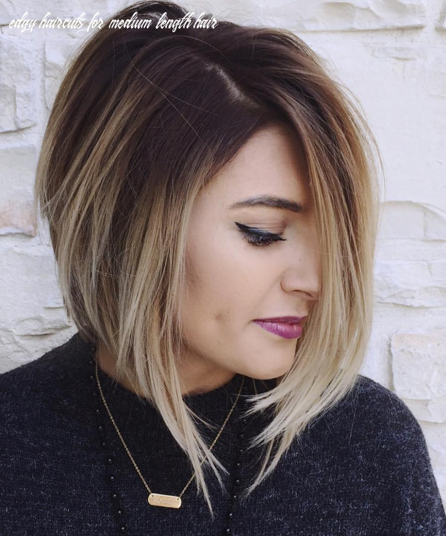 9 best edgy haircuts ideas to upgrade your usual styles edgy haircuts for medium length hair