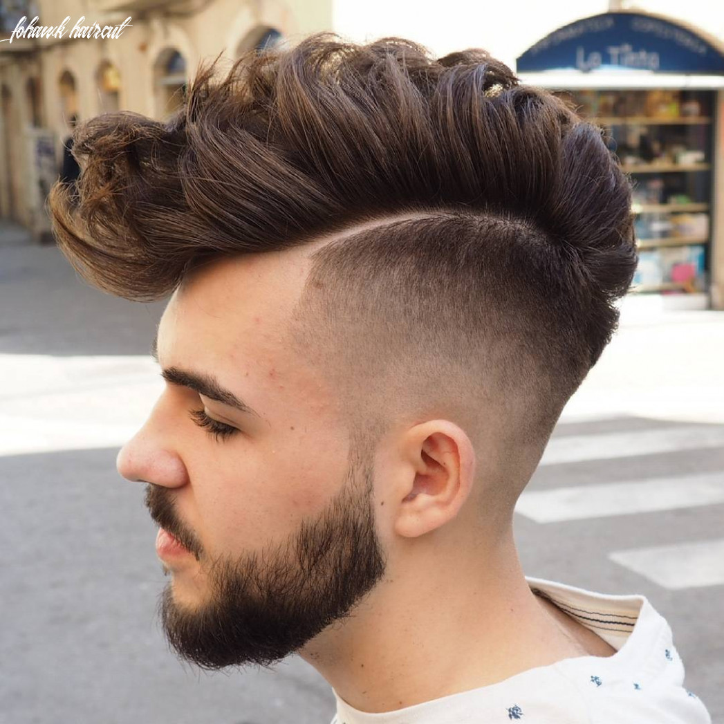 9 Best Fohawk Haircut Styles for a Bit of Subtle Style ...
