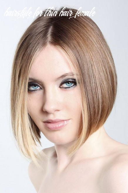 9 Best Hairstyles & Haircuts for Women with Thin Hair in 9