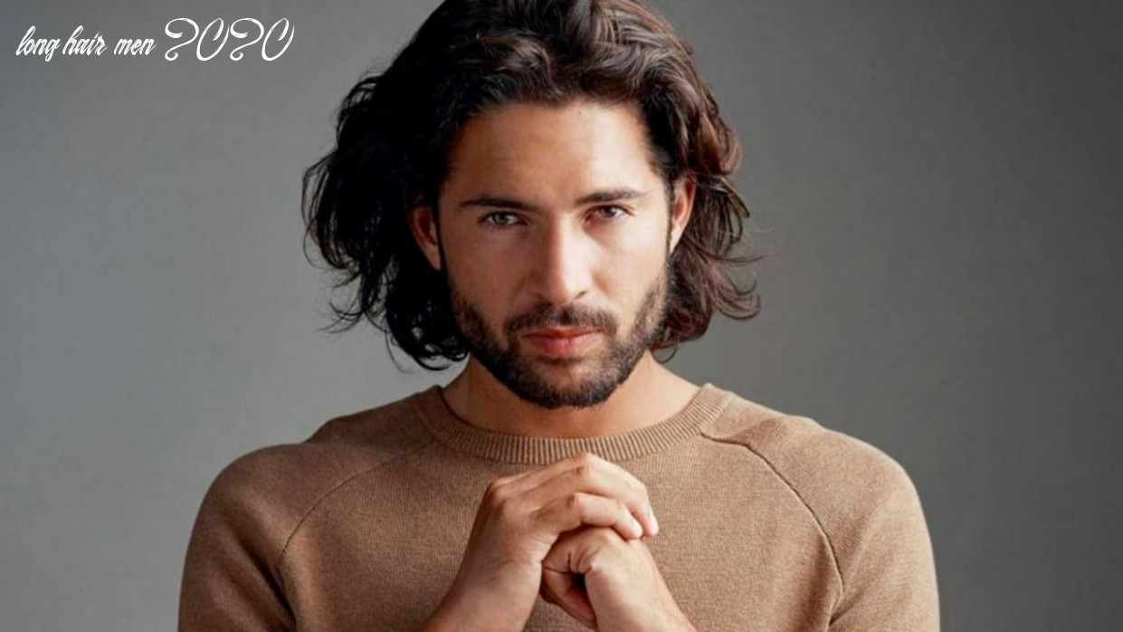 9 Best Hairstyles for Men With Long Hair (newly updated ...