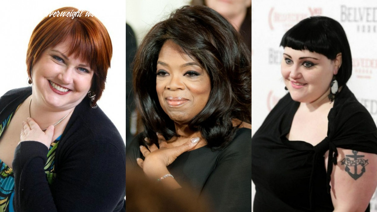 9 Best Hairstyles for Overweight Women Over 9