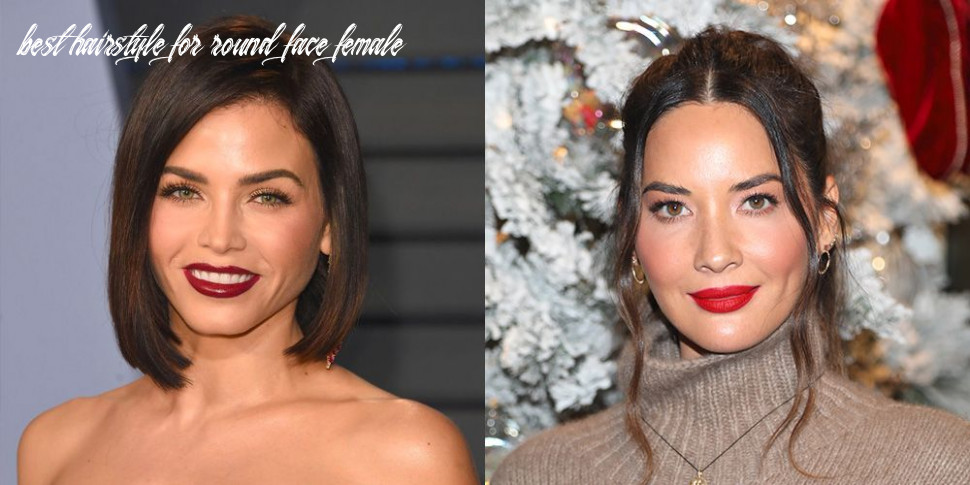 9 best hairstyles for round faces in 9 easy haircut ideas
