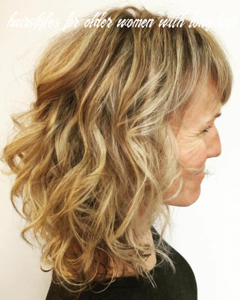 9 best hairstyles for women over 9 to look younger in 9 hairstyles for older women with long hair