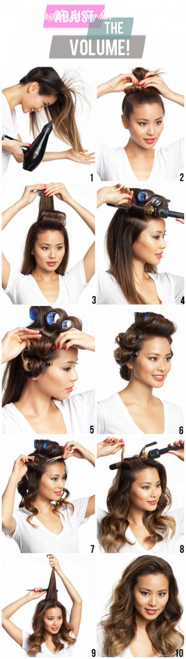 9 best hairstyles for your 9s the goddess 50s hairstyles for long hair