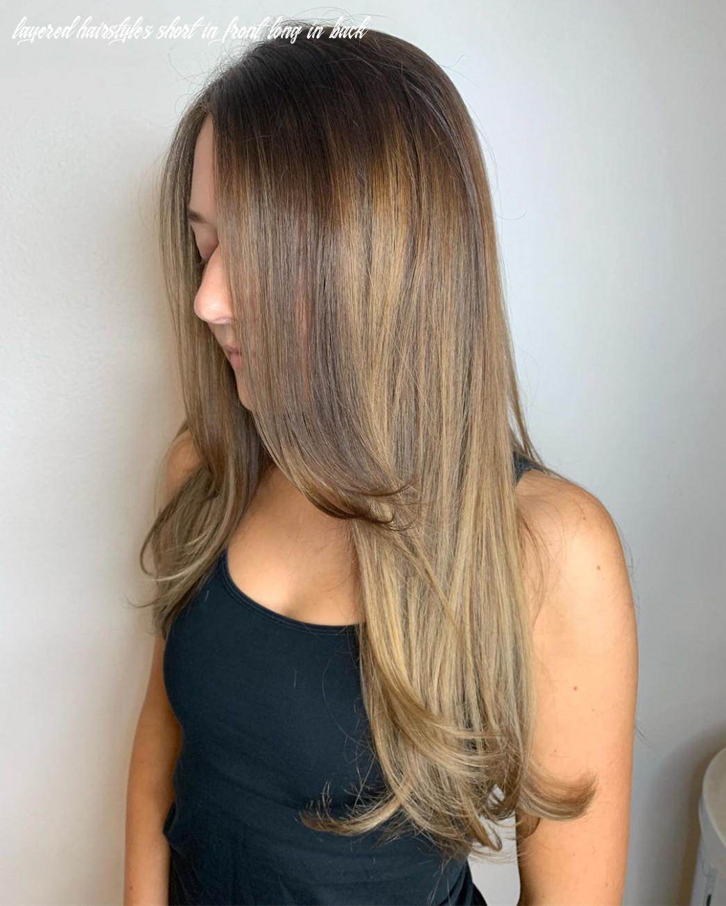 9 best layered haircuts and hairstyles for 9 hair adviser layered hairstyles short in front long in back