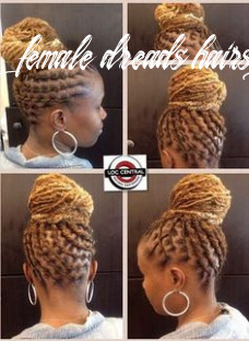 9 best loc updo images in 9 | locs hairstyles, loc updo