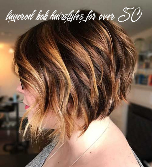 9+ Best Short Layered Haircuts for Women Over 9 | Short-Haircut.com
