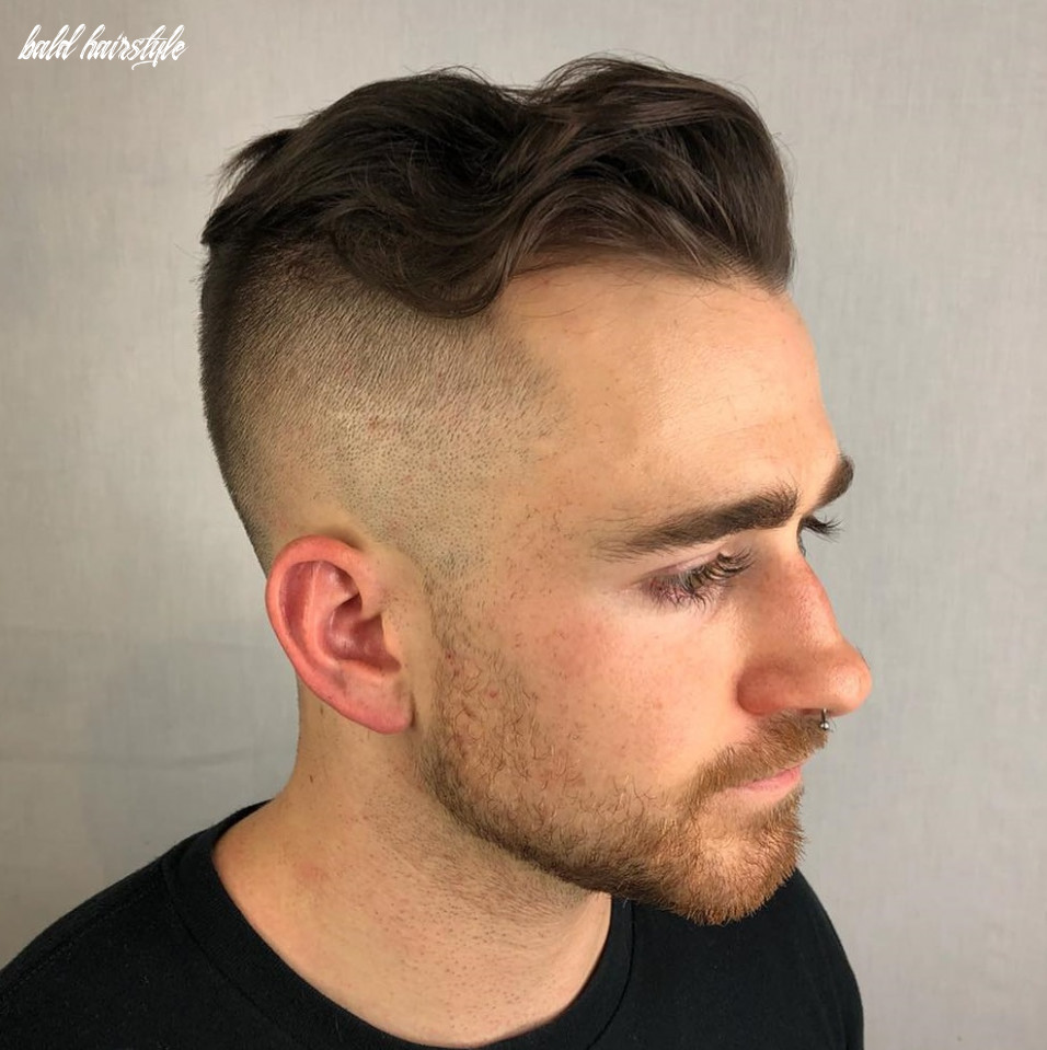 9 classy haircuts and hairstyles for balding men bald hairstyle