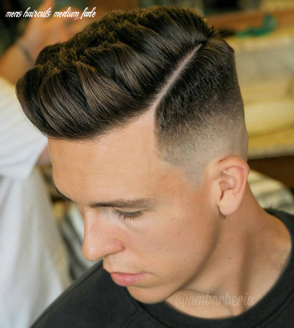 9 cool mid fade haircut styles to try right now | fade haircut