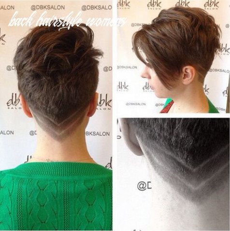 9 cool short hairstyles & new short hair trends! women haircuts 9 back hairstyle womens