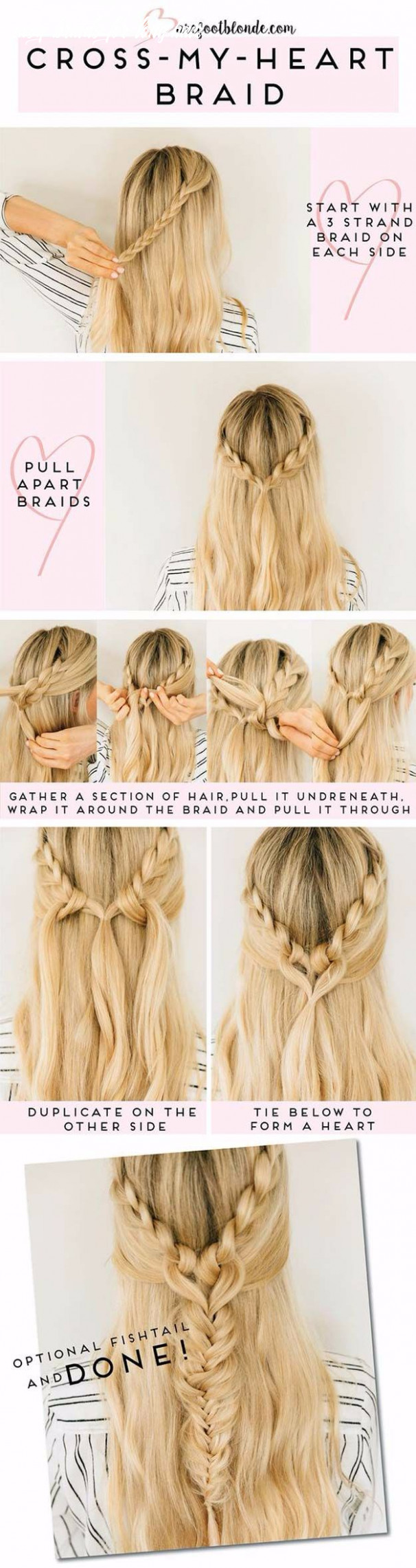 9 Cute and Easy Braids For Back To School