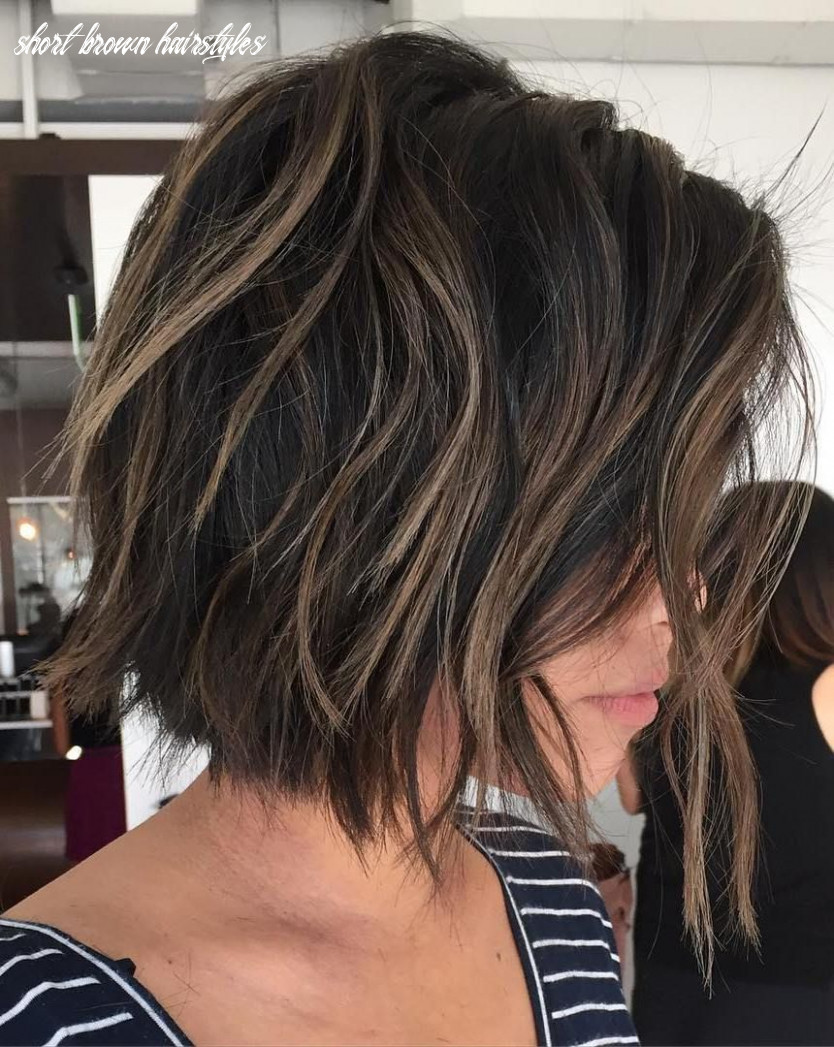 9 cute and easy to style short layered hairstyles (with images