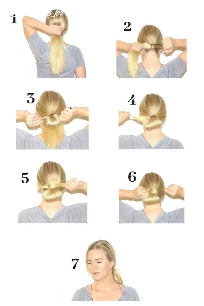 9 easy hairstyles for stay at home moms lydialouise com (with