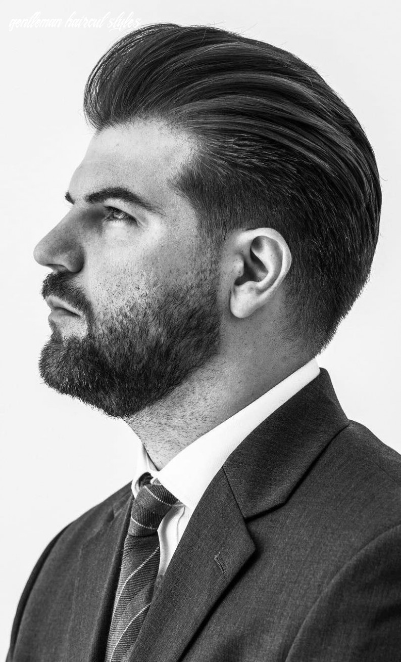 9 Exceptional Gentlemen Hairstyles + How to Get & Style Tips