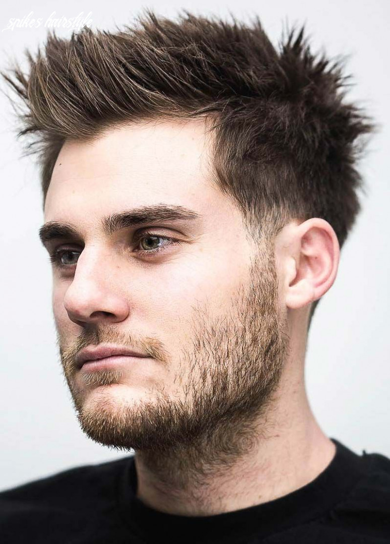 9 exquisite spiky hairstyles: leading ideas for 919 | mens